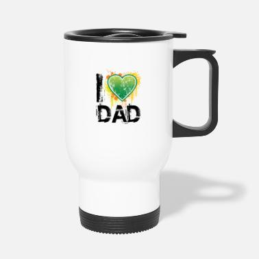 I Love Dad I love dad de - Thermosbeker