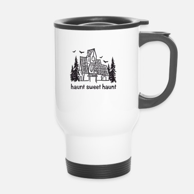 Haunted House Haunted house - Travel Mug