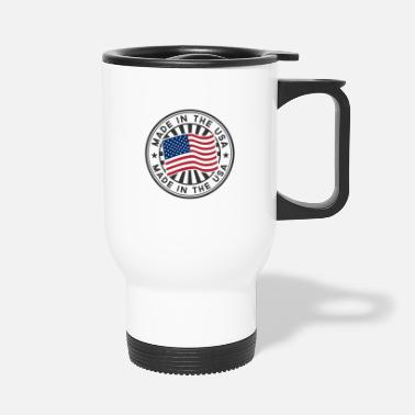 Étatsunis Made In U S A - Mug isotherme
