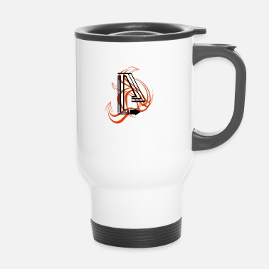 Tribal Tribal - Travel Mug