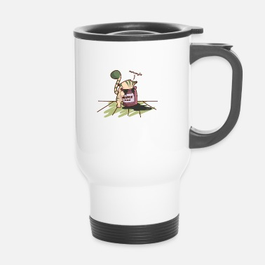 National Maple Syrup Day Canada Canadian Cat - Travel Mug
