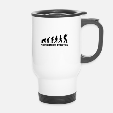 Darwin PHOTOGRAPHE EVOLUTION - Mug thermos