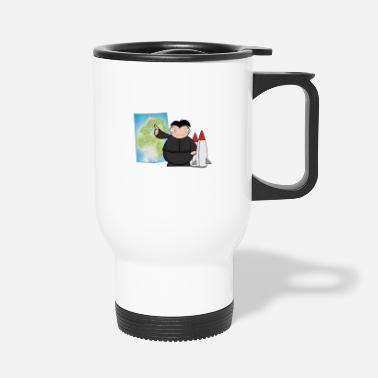 Dictator Happy Dictator - Travel Mug