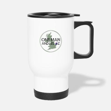 One Man and his Oz Logo - Travel Mug