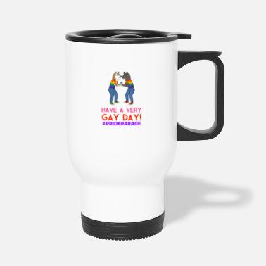 Parade Pride Parade - Travel Mug