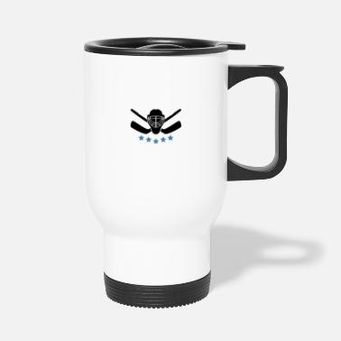ice Hockey - Travel Mug