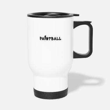 Paintball Paintball «Spécial Paintball» - Mug isotherme