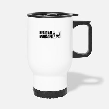 Region Regional Manager - Travel Mug