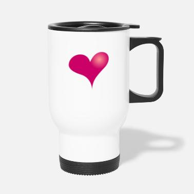Corazon Heart - Travel Mug