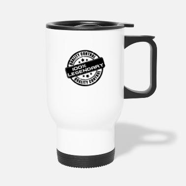 Legendary legendary - Travel Mug