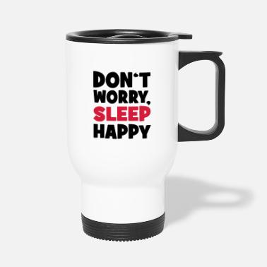 Sleeping sleep - Travel Mug