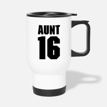 Teamplayer Aunt 16 Teamplayer - Tazza termica