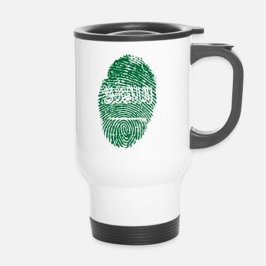 Arabia SAUDI ARABIA / ARABIA FINGERABPRUCK - Travel Mug