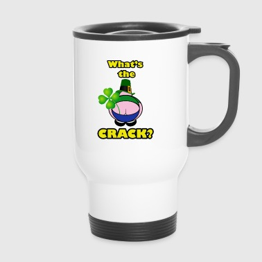 Shamrock Crack - Thermo mok