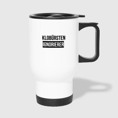 Klobürste - Thermobecher