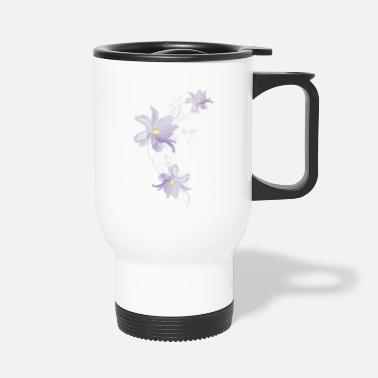 Lilac Lilac tulips - Travel Mug