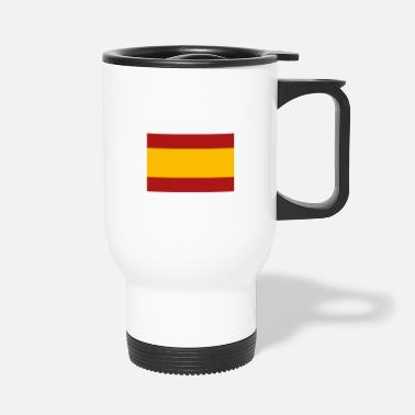 Spanish SPANISH FLAG - Travel Mug