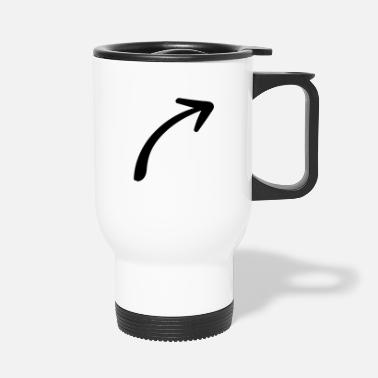 Arrow arrow - Arrow - Travel Mug