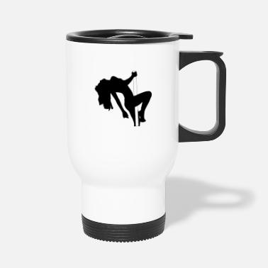 Stripper stripper - Travel Mug