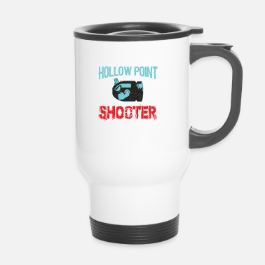 Online Egoshooter Online Gamer Design - Mug thermos