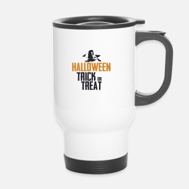 Trick Or Treat Halloween-trick or treat - Thermo mok