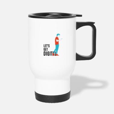 Digital Native - Travel Mug