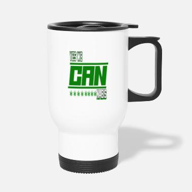 Yes We Can Yes we can ... nabis - Travel Mug