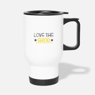 Wealth Love hustle and bows gift - Travel Mug