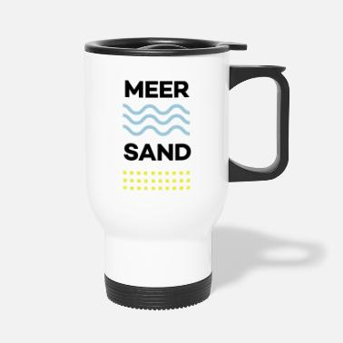 Sand MEER&SAND - Thermobecher