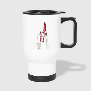 The rooster - Travel Mug
