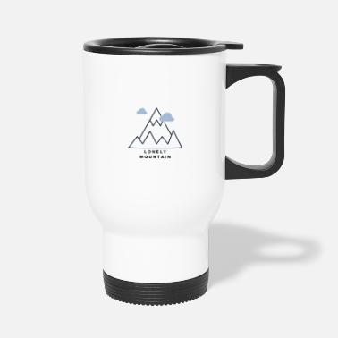 mountain - Travel Mug