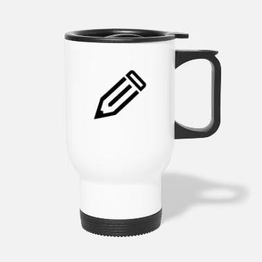 Pen pen - Travel Mug