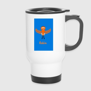 Robin - Travel Mug
