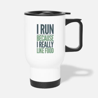Sports running - Travel Mug