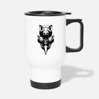 Wolves - Travel Mug