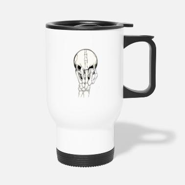 Finger finger - Travel Mug