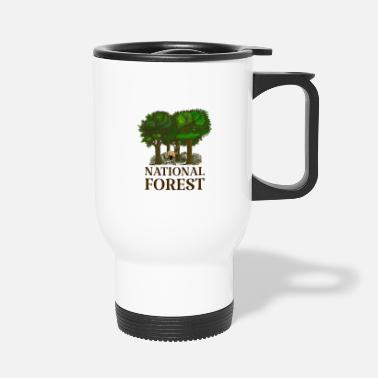 National Forêt nationale - Mug isotherme