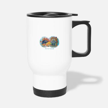 Space space battle 3 - Travel Mug