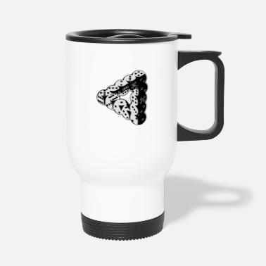 Dice dice - Travel Mug