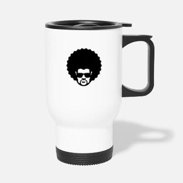 Afro afro - Thermobecher