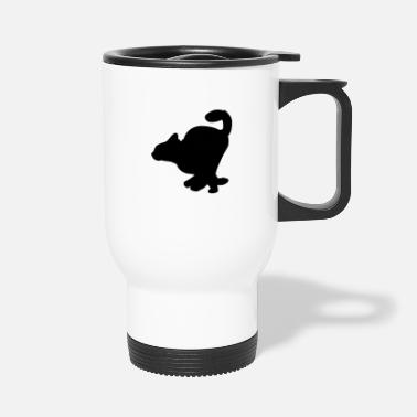 Rapide Rapide chat rapide - Mug isotherme