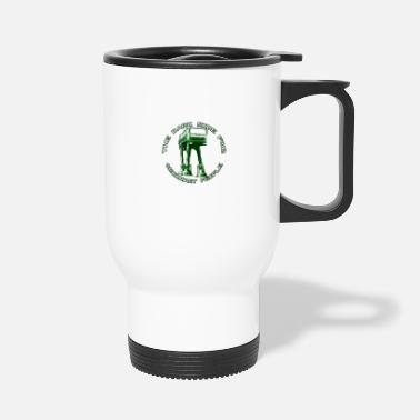 Fantasy AT-AT Fiat ordinary green - Thermobecher