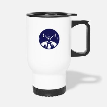Girl Snatch Black small - Travel Mug