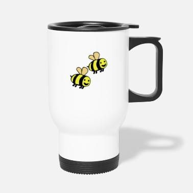 Bee Bee Bees - Travel Mug