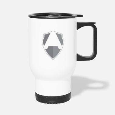 Shield A shield - Travel Mug