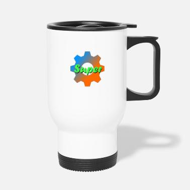 Super Super - Travel Mug