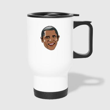 Barack Obama - Travel Mug