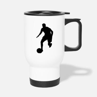 Footballer Footballer - Travel Mug