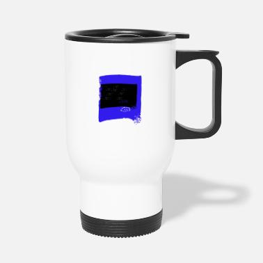 Iron Ironing iron - Travel Mug