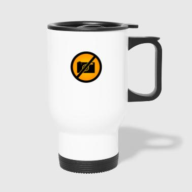 No pictures - Travel Mug